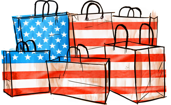 Consumer Spending as an American Virtue - NYTimes.com