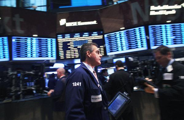 The Wild West Of Finance