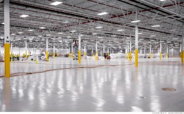 Rebirth of America's dead factories