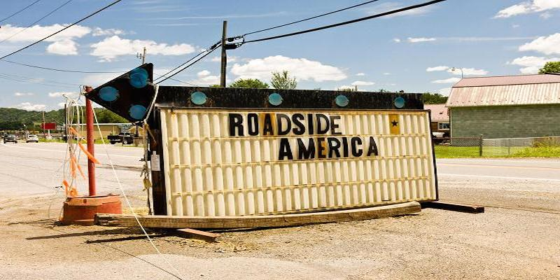 Unusual roadside businesses