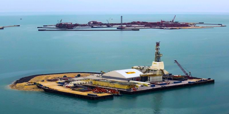 Pressure on OilMegaprojects