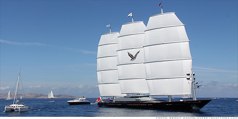 Worlds coolest superyachts