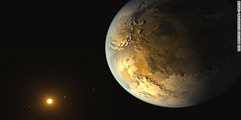 We're 'very close' to finding anotherEarth