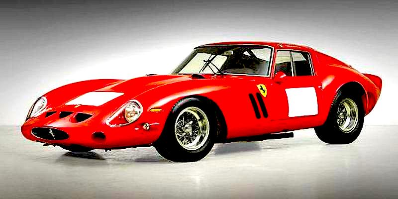 Ferrari GTO may become most expensive ever auctioned