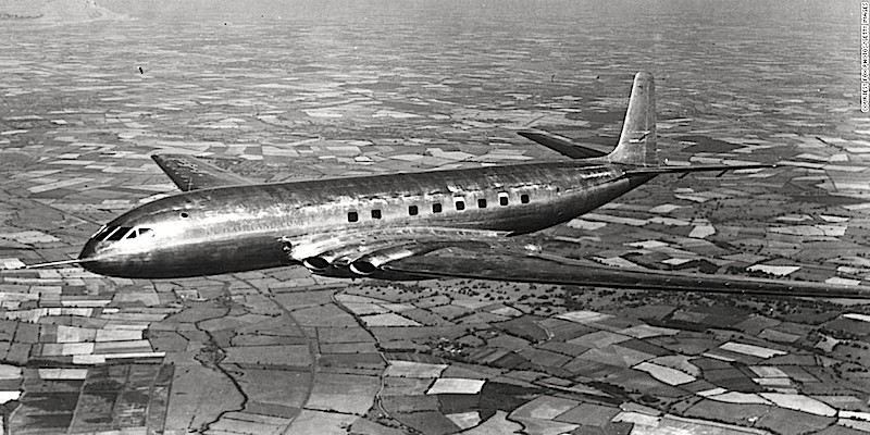 A Century of Commercial Aviation