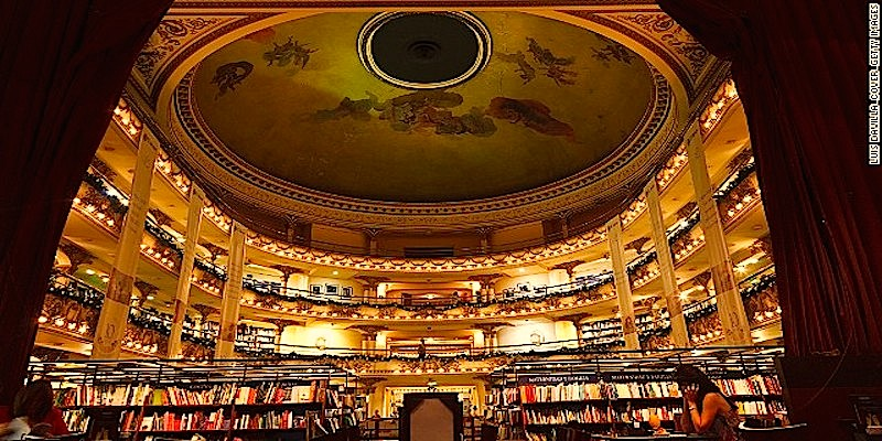 Worlds coolest bookstores
