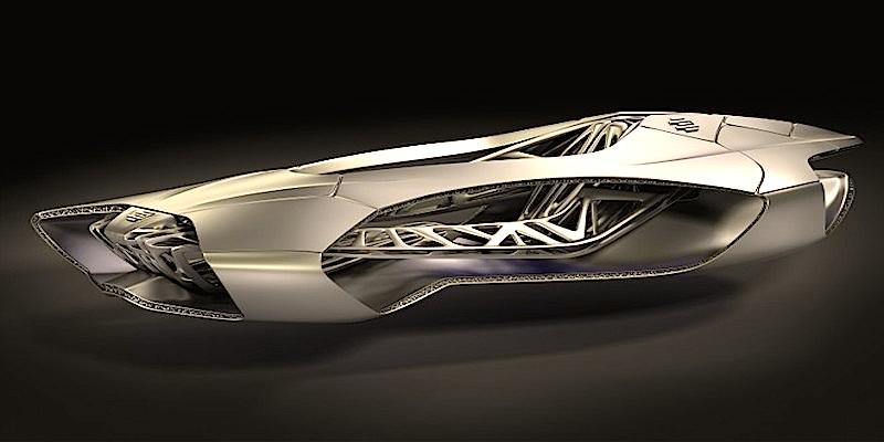 3-D Print Cars