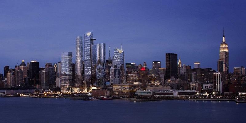 New York City HudsonYards