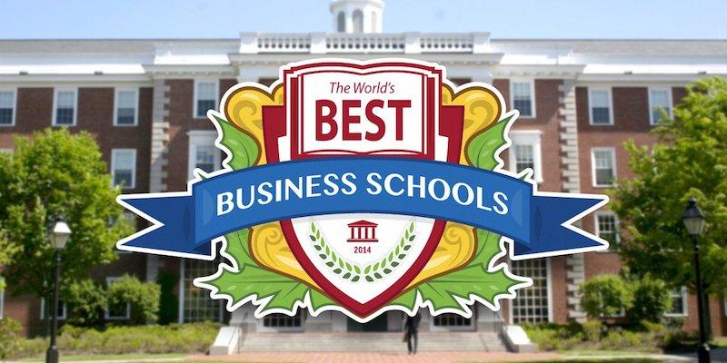 World's Best BusinessSchools