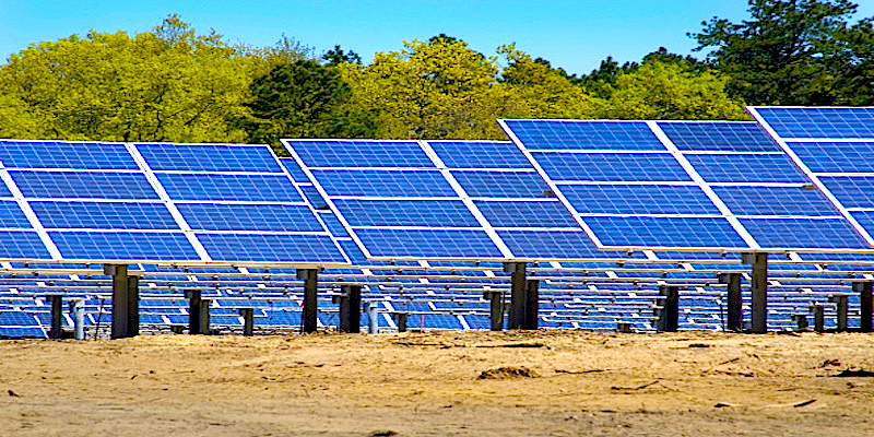 How to Clean All Those Solar Panels? Get Robots to Do It