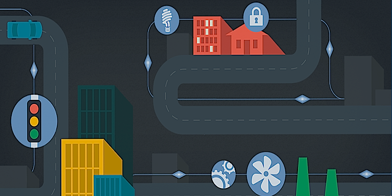 The Internet of Things Explained: Making sense of the next mega-trend