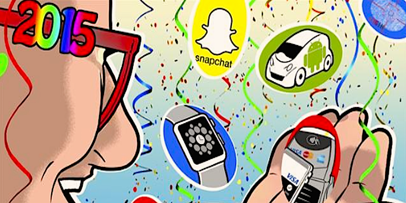 The Tech That Will Change Your Life in 2015 | BusinessWorld