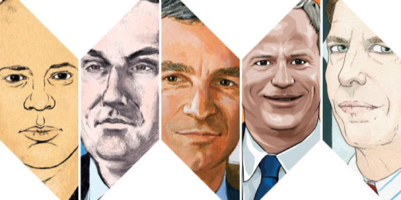 The rich list: the highest-earning hedge fund managers of the pastyear