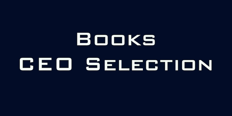 Books CEO selection