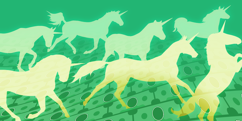 Unicorn Salaries