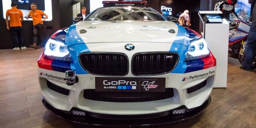 BMW M4 MotoGP