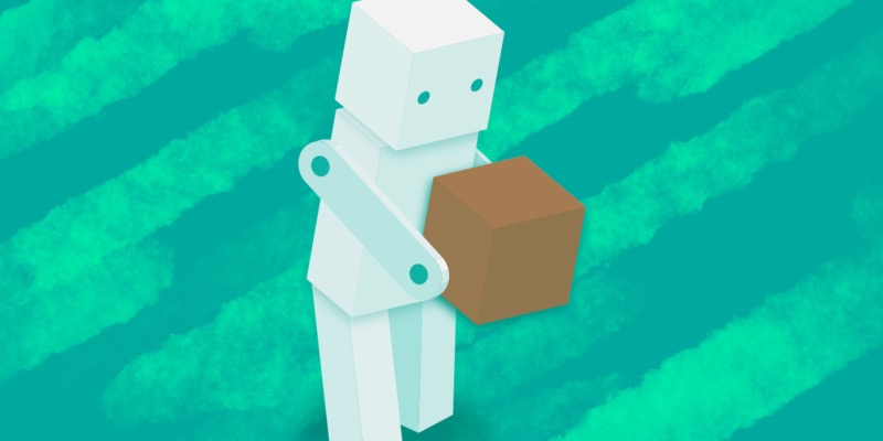 Will Robots Save The Future OfWork?