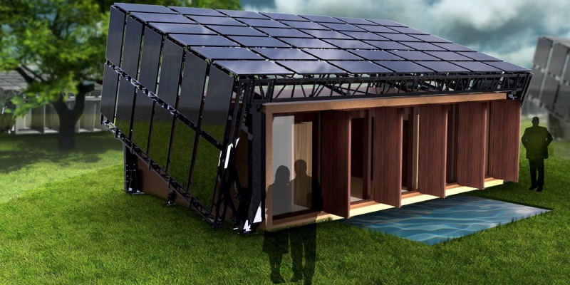 The Home Design That Could Change the Economics of Solar Forever