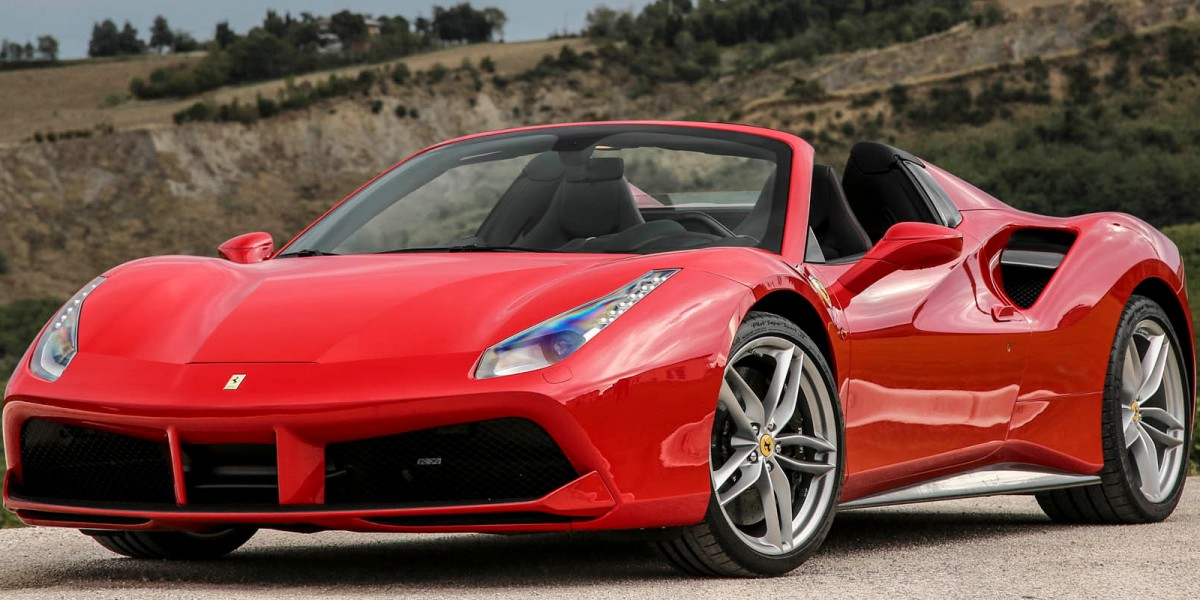 The 13 New Dream Convertibles for Summer 2016