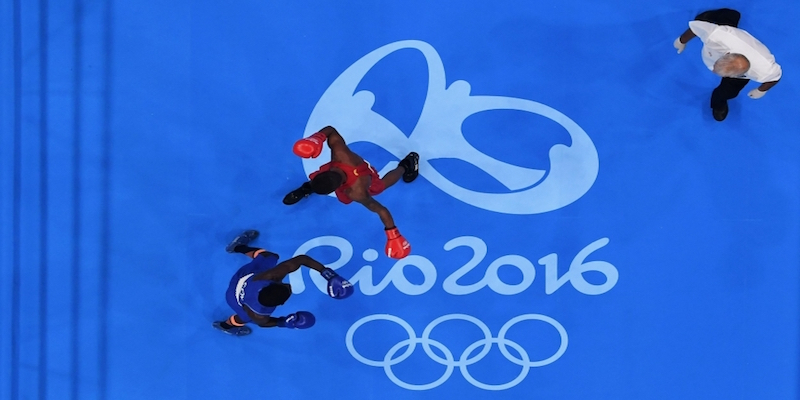 12 Amazing Tech Innovations You'll See at the Rio Olympics