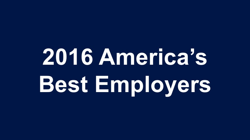 America's Best Employers