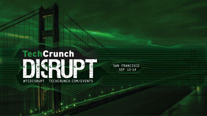 Announcing the Disrupt SF 2016 Agenda