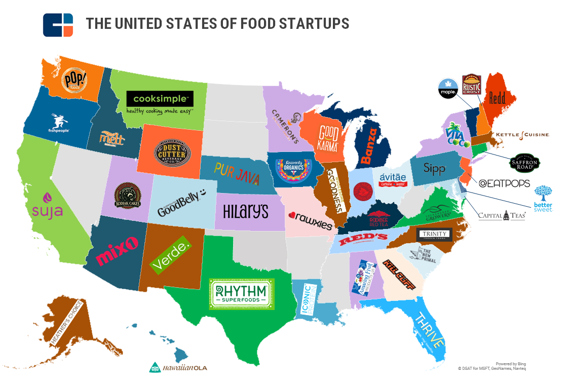 The United States Of Food | BusinessWorld